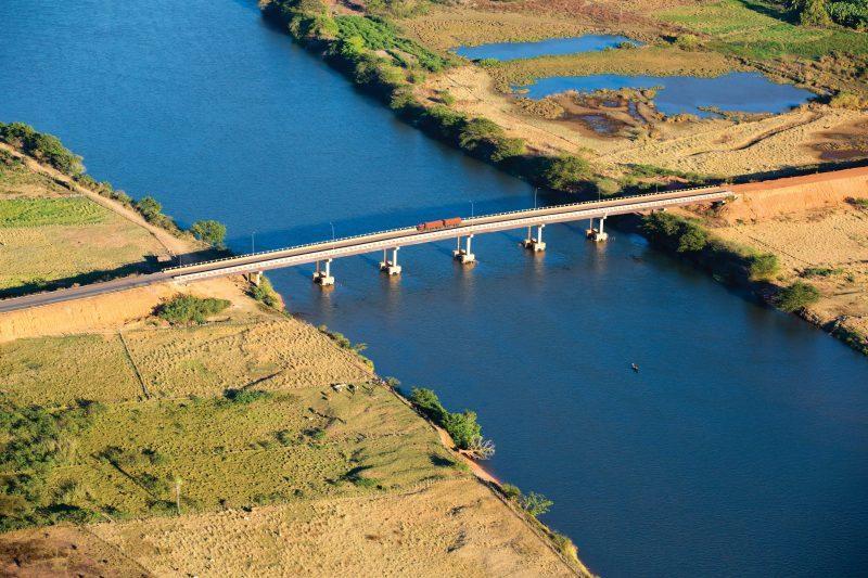 Ponte Uruçuí | Piauí a Benedito Leite, Maranhão, Brasil