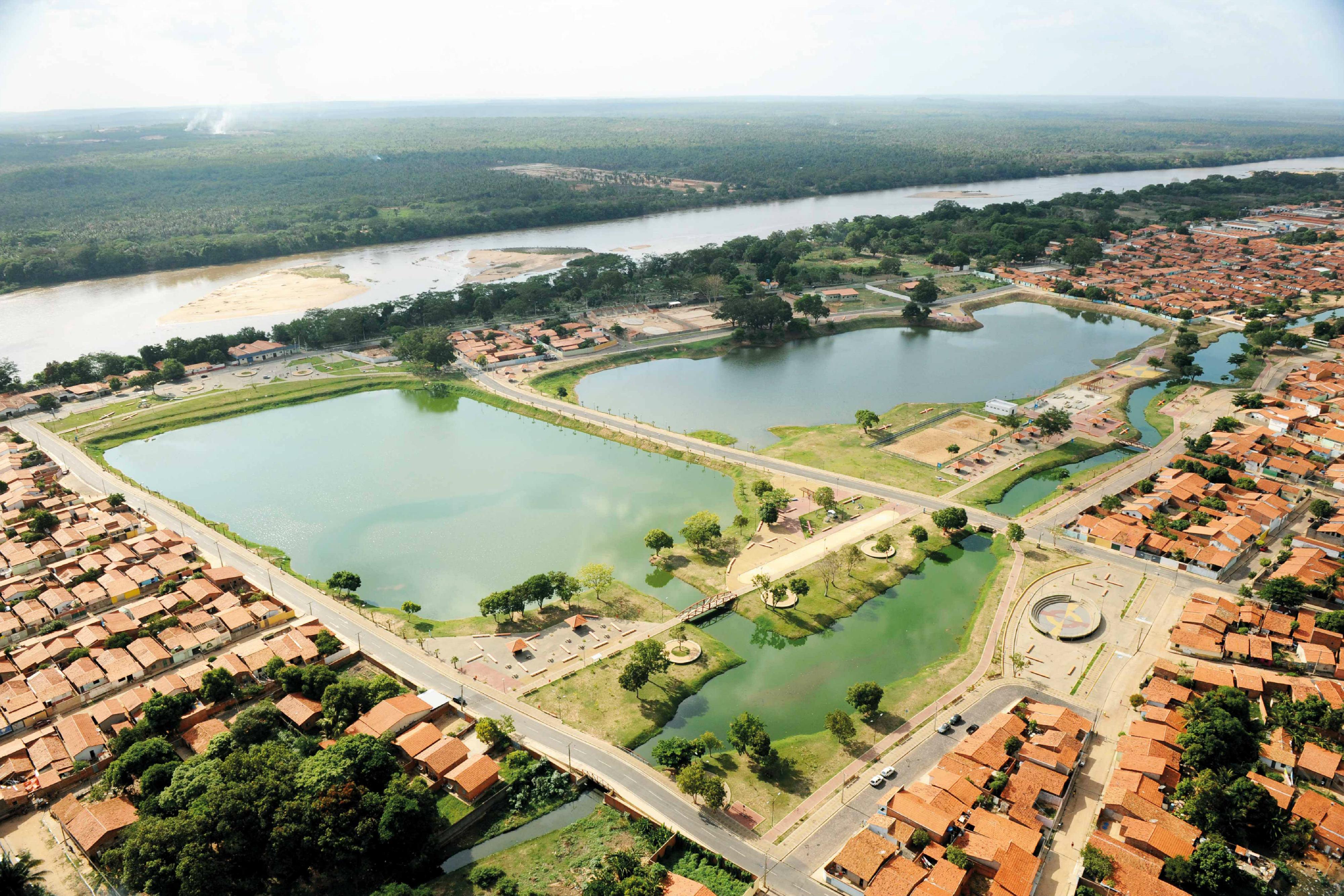 Parque Lagoas do Norte | Teresina, Piauí, Brasil