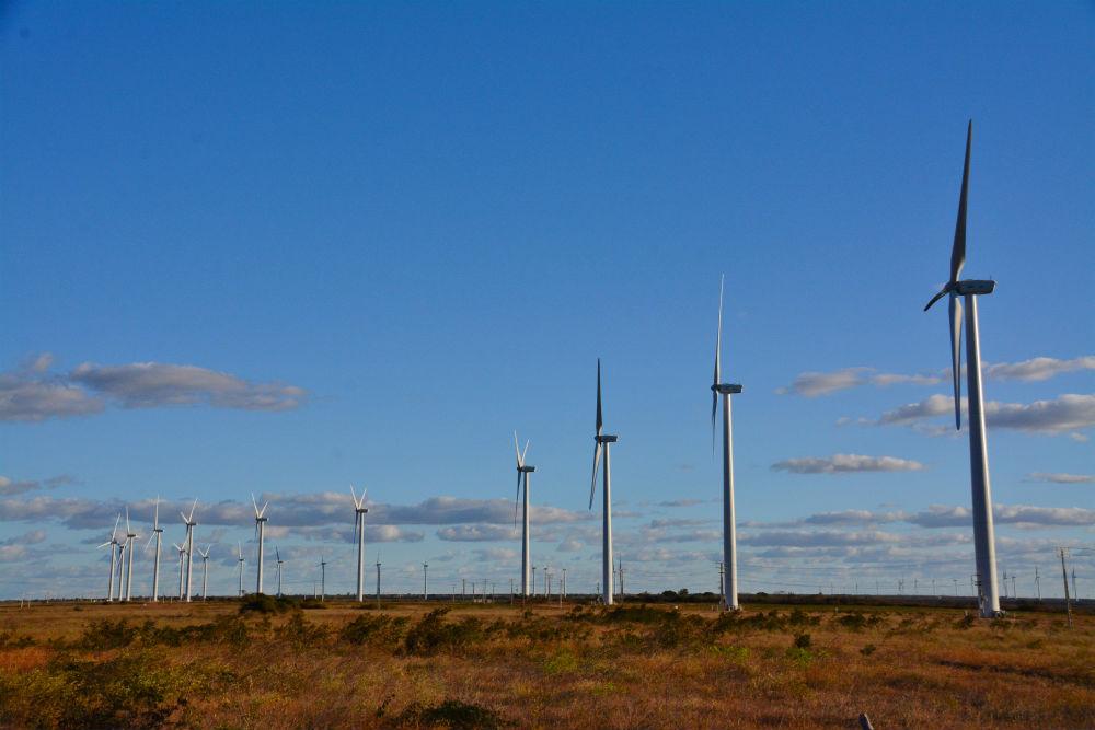 Wind Farm close to Chapada I | Marcolândia, Piauí, Brazil