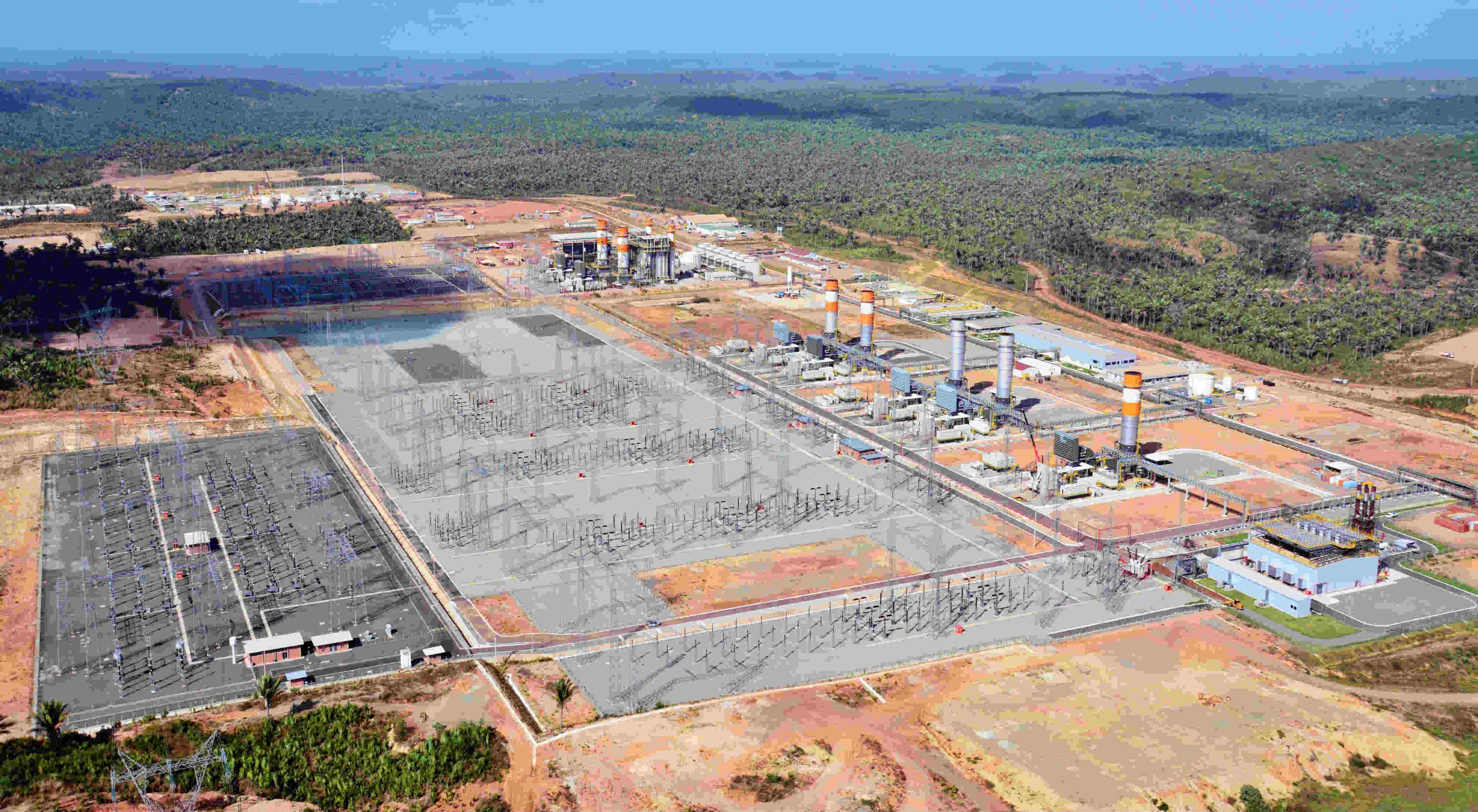 Usina Termelétrica (UTE) | Parnaíba, Maranhão, Brasil